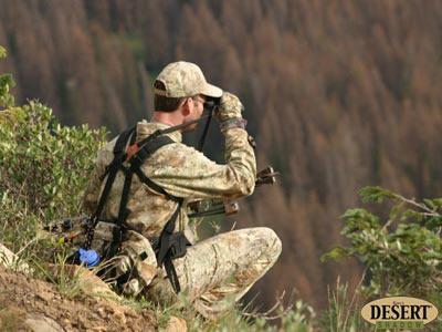شکارچی دوربین شکاری