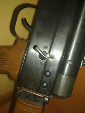 تفنگ بادی طرح كلاش دوربین دار