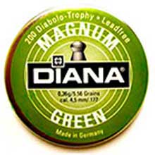 دیانا مگنوم گرین