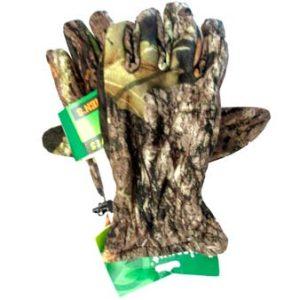 دستکش استتار برگ درختی