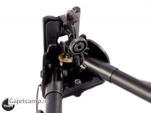 پایه تفنگ هریس متوسط