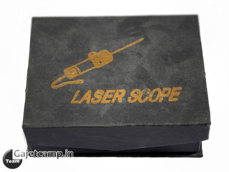 لیزر تفنگ اسکوپ