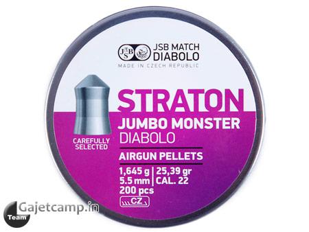 استراتون جامبو مانستر دیابولو