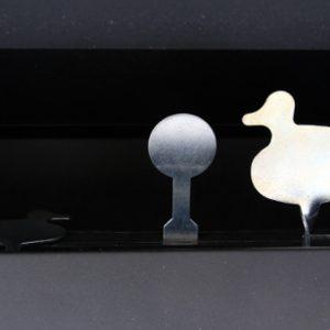سیبل تیر اندازی متحرک مدل اردک