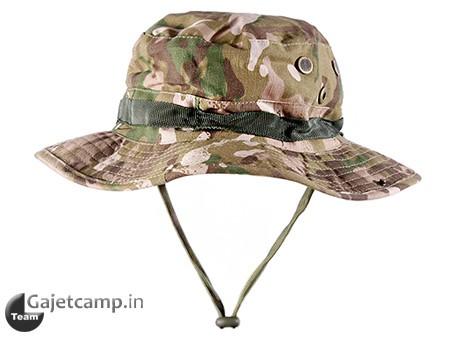 کلاه استتار چریکی