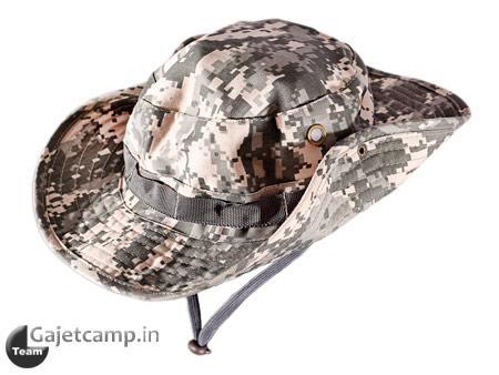 کلاه استتار پیکسلی 1