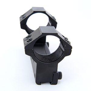 پایه یک تکه دوربین تفنگ رینگ 25