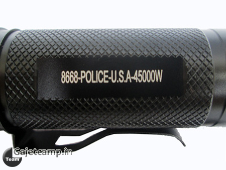 چراغ قوه پلیس 2