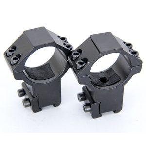 پایه دو تکه دوربین تفنگ رینگ 30