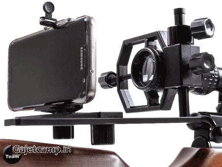 آداپتور فیلمبرداری دوربین تفنگ شوتر