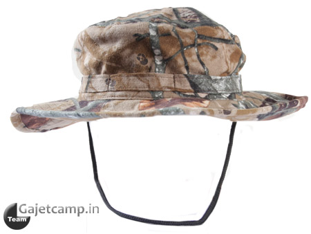 کلاه استتار جنگلی 2