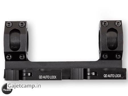 پایه دوربین تفنگ کیو دی