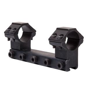 پایه دوربین تفنگ رینگ ۲۵ ریل ۱۱ میلیمتر پنج پیچ