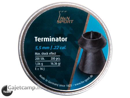 ساچمه ترمیناتور 5.5