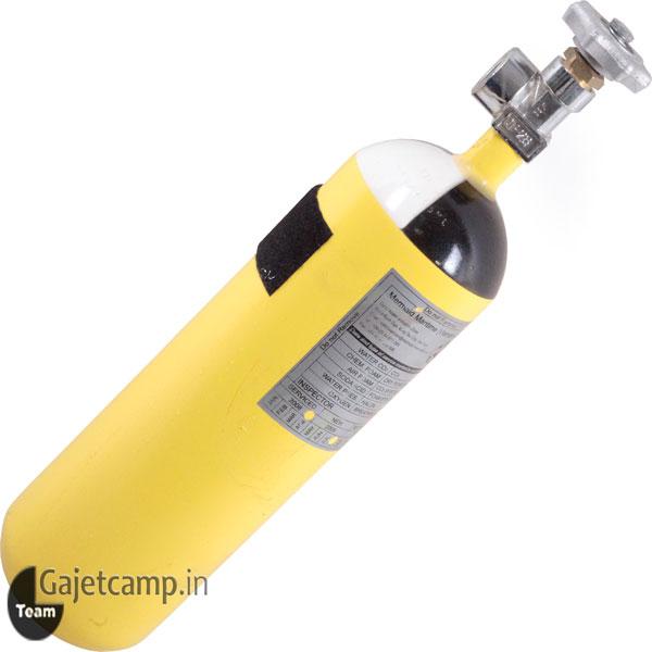 کپسول فولادی 3 لیتری فنزی