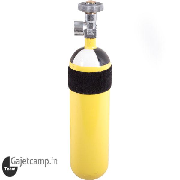 کپسول فولادی 2 لیتری فنزی