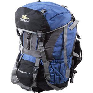 کوله پشتی کوهنوردی مسافرتی ۱۰+۶۰ لیتری ایرکانتکت بیورک بلو