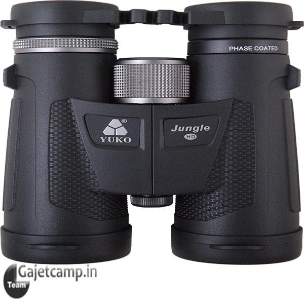 دوربین دوچشمی شکاری یوکو 42×10 جانگل اچ دی