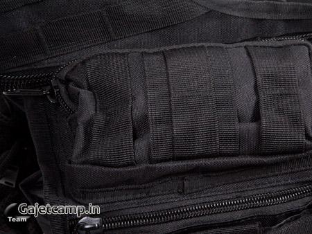 کیف کمپینگ دوشی مشکی