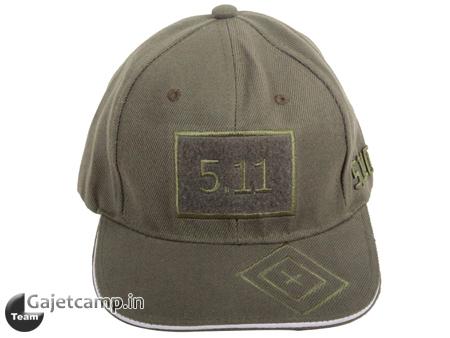کلاه لبه دار سبز 5.11