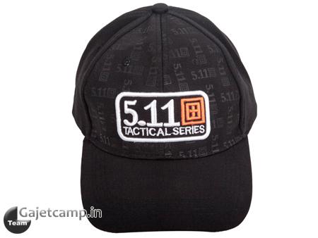 کلاه لبه دار مشکی 5.11