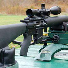 تنظیم دوربین تفنگ بادی