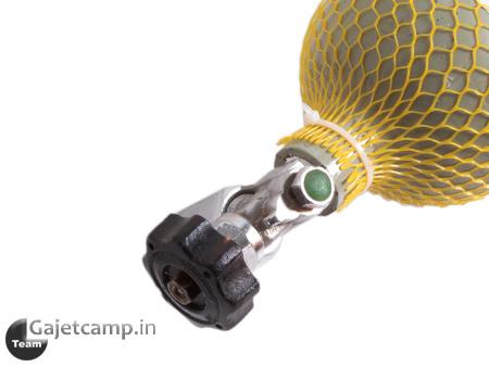 کپسول 2 لیتری فولادی دراگر
