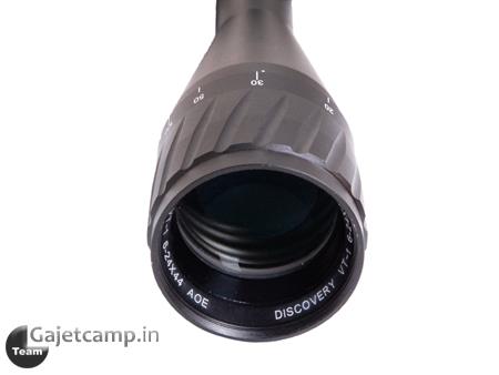 دوربین تفنگ دیسکاوری VT-1 6_24X44 AOE