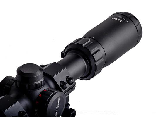 دوربین تفنگ سنترپوینت 40×9ـ3