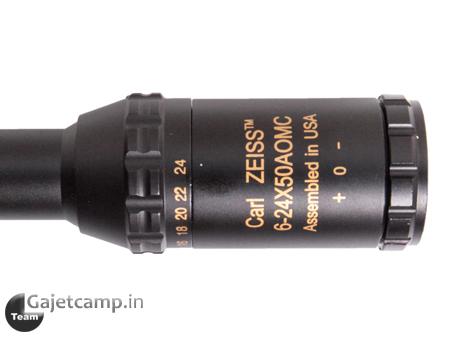 دوربین تفنگ کارل زایس 50×24_6 AOMC