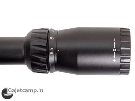 دوربین تفنگ هاوک 44×20_6.5 AOIR