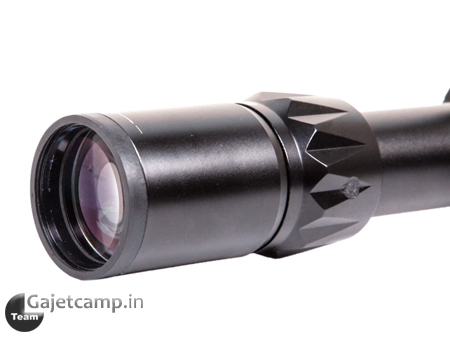 دوربین تفنگ تک وکتور اپتیکس مانرک 56×40ـ10 اف اف پی