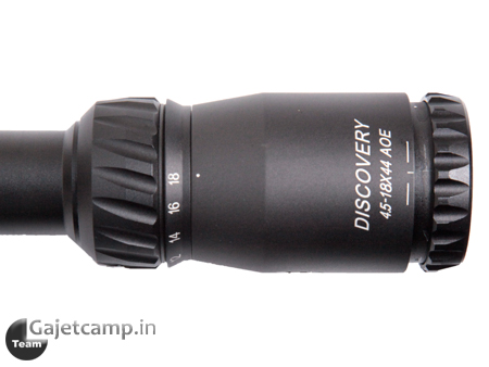 دوربین تفنگ دیسکاوری VT-1 4.5_18X44