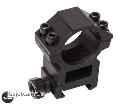 پایه دوربین تفنگ رینگ ۲۵ ریل ۲۲