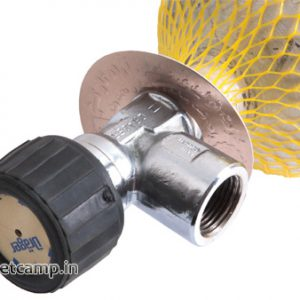کپسول فولادی 4 لیتری دراگر