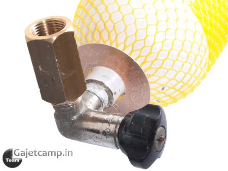 کپسول فولادی 3 لیتری دراگر