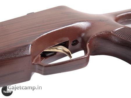 تفنگ بادی هانتر 1100 طرح چوب
