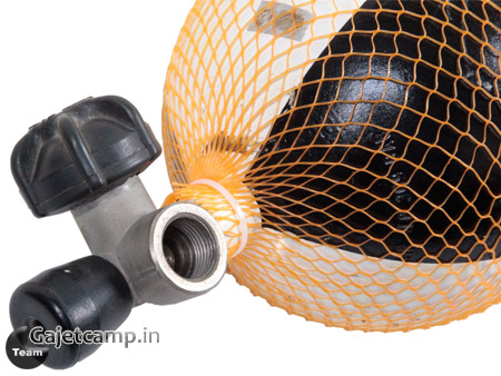 کپسول فولادی 9 لیتری فنزی