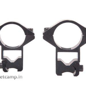 پایه دوربین تفنگ رینگ 25 ریل 11 بلند