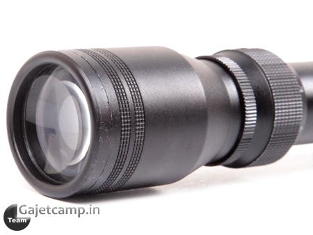 دوربین تفنگ بوشنل 40×9_3