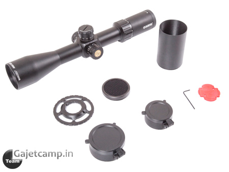 دوربین تفنگ مارکول 44×16_4 SFL