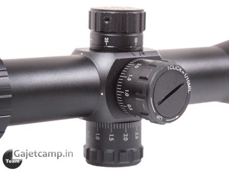 دوربین تفنگ مارکول 44×18_4.5 SFL