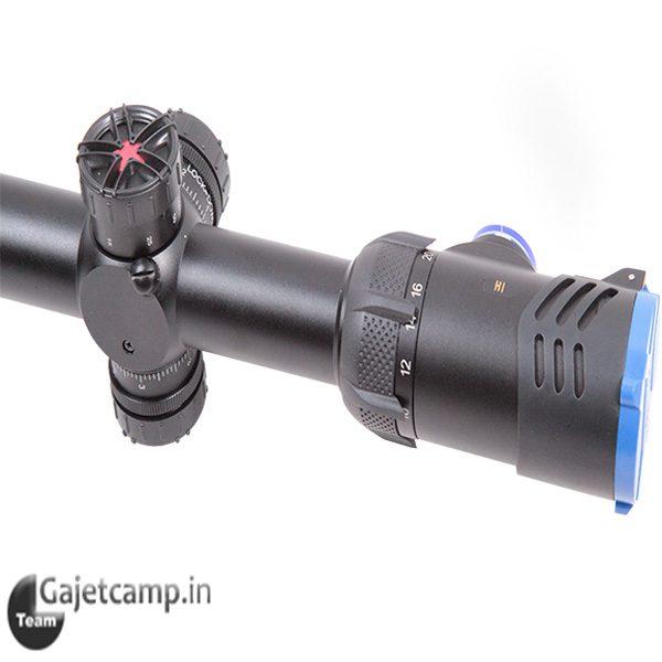 دوربین تفنگ دیسکاوری HI 8_32X50 SF