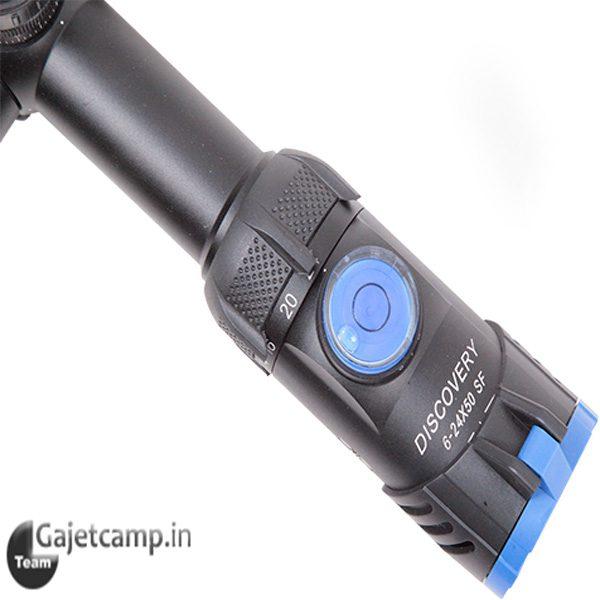 دوربین تفنگ دیسکاوری HI 6_24X50 SF