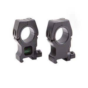 پایه دوربین تفنگ تراز دار قابل تبدیل رینگ ۳۰ به ۲۵ ریل ۲۲