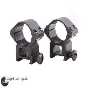 پایه دوربین تفنگ رینگ ۳۰ ریل ۲۲ تک پیچ