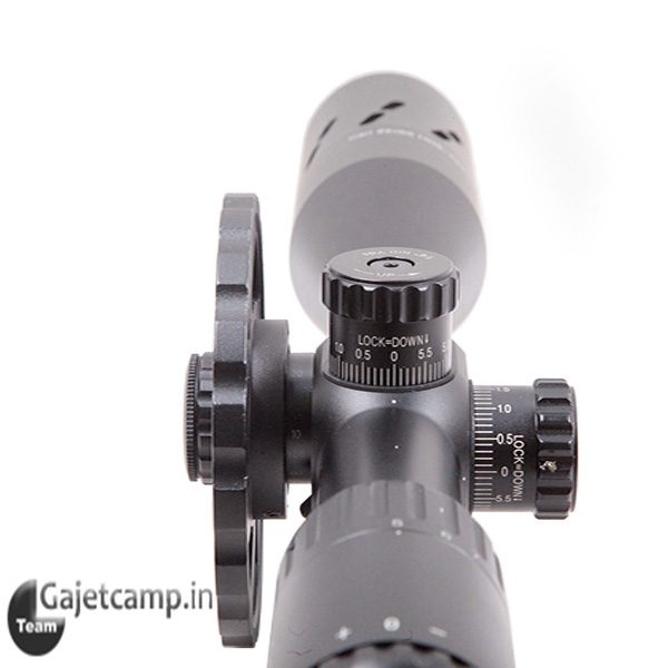 دوربین تفنگ کارل زایس کانکوئست HD 5_25X50 FFP