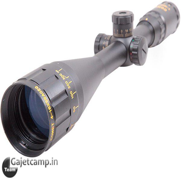 دوربین تفنگ کامت ۵۰×۱۶ـ۴ AOEG