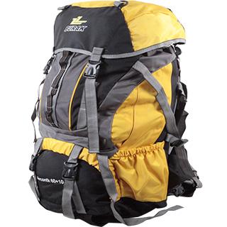 کوله پشتی کوهنوردی مسافرتی ۱۰+۶۰ لیتری ایرکانتکت بیورک یلو